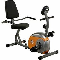 Marcy ME-709 Recumbent Exercise Bike - Fitness Equipment - C