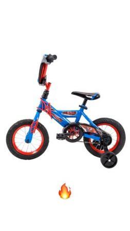 Marvel Spider-Man 12 Boys EZ Build Child Bike Kids by Huffy