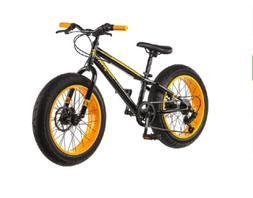 "Mongoose Massif 20"" Boys Mountain Bike"