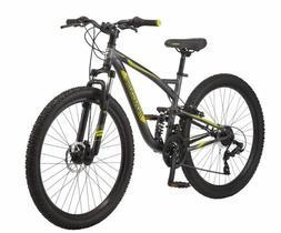 Mongoose Men's 27.5-in. Mountain Bike-Status 2.4 ** Same Day