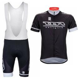 Mens Cycling Jersey Set Bike Tops Bib Shorts kit Bicycle Clo