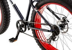 Mongoose Mens Dolomite Fat Tire Bike Blue 26inch 71701034177