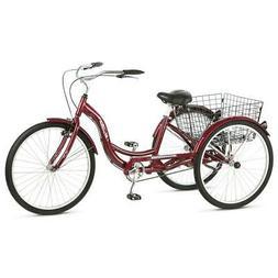 "Schwinn 26"" Meridian Cruiser Tricycle Bike/Bicycle"