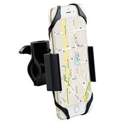 Metal Bike Mount, Ipow Heavy Duty Cellphone Bike Holder Crad