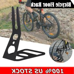 Metal Floor Parking Rack Non-Slip Mountain Bikes Sturdy Bike