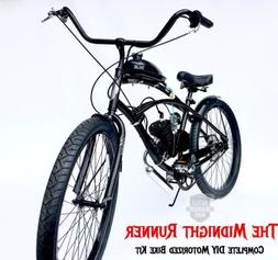 **Midnight Runner** - Motorized Bicycle Kit - DIY and save -