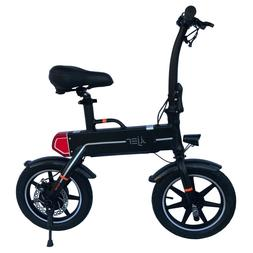 Mini adult folding electric bike bicycle , no pedals,, light