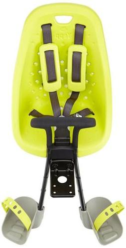 Yepp Mini Bicycle Baby Infant Seat Lime Green Front Bike Bic