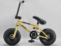 Rocker BMX Mini BMX Bike iROK+ GOLD DIGGER RKR