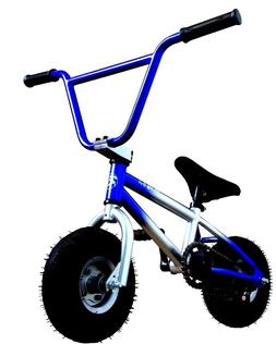 New Pro R4 Mini Bmx Bike Jump Stunt Trick Bicycle, Oil Slick