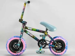 Rocker BMX Mini BMX CRAZY MAIN SPLATTER Rocker 3+ RKR Coaste