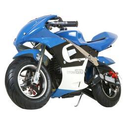 Mini Gas Power Pocket Bike Motorcycle,40CC 4-Stroke Ride on