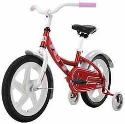 Diamondback Bicycles Girls Mini Impression Sidewalk Bike Cya