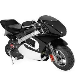 Mini Pocket Bike Kids Adult Gas Motorcycle 40cc 4-Stroke EPA