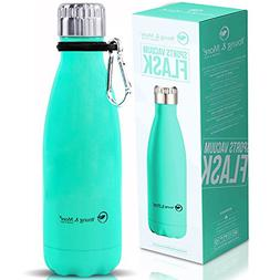 Mini Kids Stainless Steel Vacuum Insulated Water Bottle 12oz