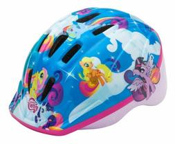 My Little Pony MLP77881-2 Girls Toddler Helmet Bike Bicycle