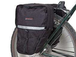 Bushwhacker® Moab Black - Bicycle Rear / Front Pannier Cycl