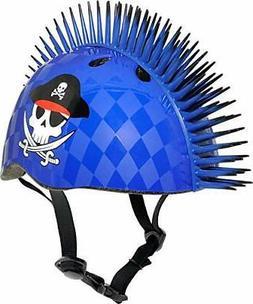 Raskullz Eyepatch Pirate Mohawk, 5+
