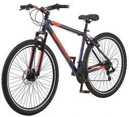 Mongoose Exhibit Mountain Bike, 29-inch wheels, 21 speeds, m