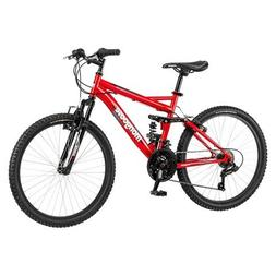 "Mountain Boy's 24"" Mongoose Standoff Bike"