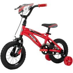 Huffy Moto X Kids Bike - Quick Connect Assembly- 12 inch - G