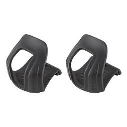 "Zefal ""Cristophe Mountain Bicycle Half Toe Clips, S/M"