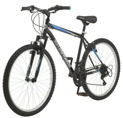 Mountain Bike 26 inch - ROADMASTER Granite Peak - Black/Blue