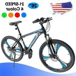 26 mag wheels mountain bike 21 speed