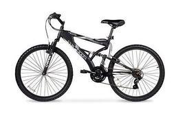 """26"""" Men's Mountain Bike, Black"""
