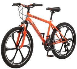 Mongoose Mountain Bike Bicycle Alert Mag Wheel 24-inch Wheel