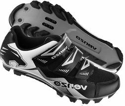 Venzo Mountain Bike Bicycle Cycling Shimano SPD Shoes Black