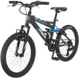 Mountain Bike For Boys 20 Inch Bicycle Comfort Lightweight 7