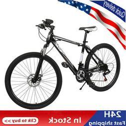 mountain bike front suspension shimano 21 speed