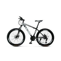 "Mountain Bike Mens 26"" Wheels 21 Speed Carbon Frame 26er Bic"