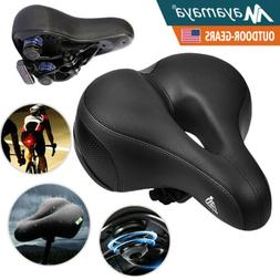 Road Bicycle Vosarea Comfortable Bike Seat for Men and Women,Oversize Bicycle Saddle with Soft Cushion Improves Comfort for Mountain Bike