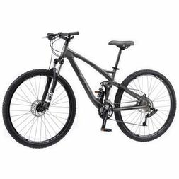 "Mountain Bike 29"" XR PRO Men's 24 Speed Aluminum Full Suspen"
