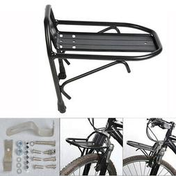 Mountain Road Bike Front Shelf Bicycle Luggage Carrier Cycli