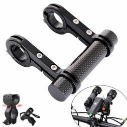 MTB Bicycle Accessories Bike Flashlight Holder Handle Bar Ex