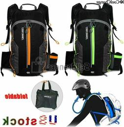 COOLCHANGE MTB Bike Cycling Backpack Folding Outdoor Camping