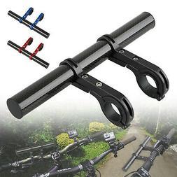 MTB Bike Flashlight Handle Bar Bicycle Holder Accessories Ex