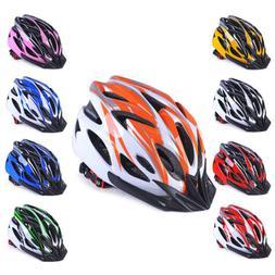 MTB Cycling Bicycle Adult Men Women Bike Safety Helmet Adjus
