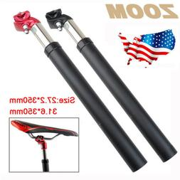 ZOOM MTB Mount Bike Saddle Seat Post Bicycle Seatpost Hydraulic Suspension New Bicycle Components & Parts