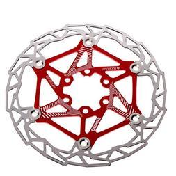 Red MOWA Disc Brake Rotor Bolts M5 x 10mm