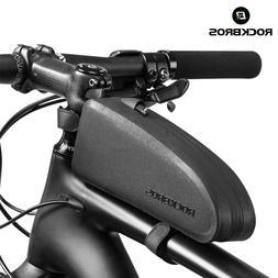 ROCKBROS MTB Road Bike Bag Waterproof Cycling Front Tube Fra