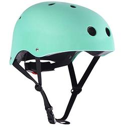 WIN.MAX Bike Helmet CPSC EN1078 Certified, Adjustable Durabl