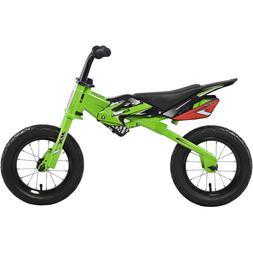 Kawasaki MX1 Running/Balance Bicycle, 12 Inch Wheels, Kid's
