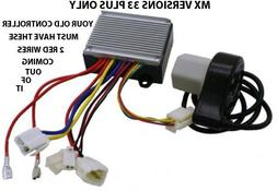 Razor MX350 MX400 Dirt Rocket Bike Throttle and Controller
