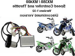 Razor MX350 MX400 Versions1-32 Dirt Rocket Bike Throttle and