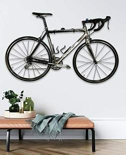 StoreYourBoard Naked Bike Wall Display Mount, Floating Bicyc