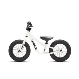 DK Nano 12 Inch Push Balance Kids Bicycle White